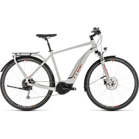 Cube Touring Hybrid 400, grey'n'orange